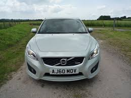 volvo hatchback used cosmic white pearl metallic volvo c30 for sale monmouthshire
