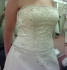 oleg cassini wedding dress oleg cassini ct129 used wedding dress smartbrideboutique