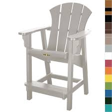 shop durawood sunrise counter height chairs on sale