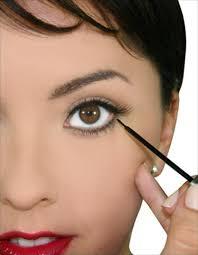Eye Liner lip ink waterproof smearproof lasting liquid eyeliner