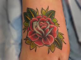 tiger rose tattoo pismo pictures to pin on pinterest tattooskid