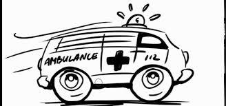 how to draw a ambulance car drawing u0026 illustration wonderhowto