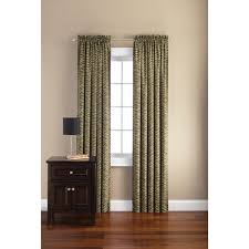 Zebra Print Curtain Panels Product