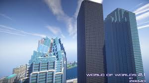 Minecraft New York City Map by World Of Worlds U2013 Minecraft Building Inc