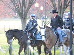 Montana How Far Can A Horse Travel In A Day images Interior secretary ryan zinke rides a horse to first day on the jpg