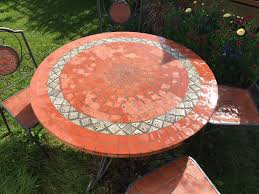 Very Garden Furniture Beautiful Garden Or Indoor Table With 4 Chairs Very Fine Work Of