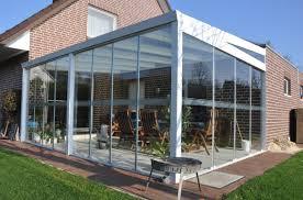 vetrata veranda veranda completa con scorrevoli vetro vetro