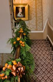 121 best christmas staircases images on pinterest stairs