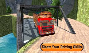 indian real cargo truck driver 1 7 apk download android