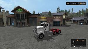 kenworth kenworth t908 daycab v1 for fs 17 farming simulator 2017 fs ls mod