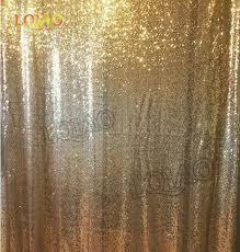 Gold Shimmer Curtains Shop 8ftx10ft Silver Gold Shimmer Sequin Backdrop Sequin
