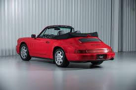 porsche 964 cabriolet 1991 porsche 964 carrera 4 cabriolet carrera 4 stock 1991138 for