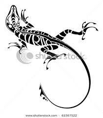 lizard tattoos tattoomagz