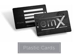 4colorprint custom business plastic cards high quality print