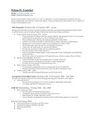 Technology Skills Resume Examples Paraprofessional Skills Resume Free Resume Example And Writing