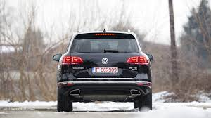 2015 volkswagen touareg review autoevolution