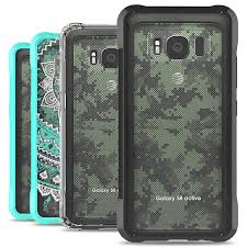 samsung galaxy s8 active case clearguard series coveron cases