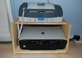 Ikea Desk Stand by Printer Stand Ikea A Smart Solution To Organize Your Printer
