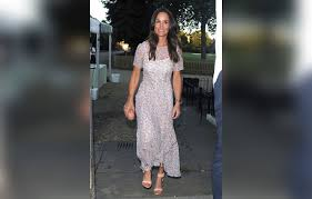 prince harry meghan markle first official outing pippa middleton