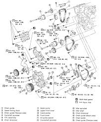 1998 nissan altima timing chain diagram 1999 nissan altima 2 4