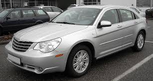 2004 Chrysler Sebring Convertible Interior Chrysler Sebring Wikipedia