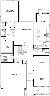 floor plans for new homes plan a 3023 new home floor plan in siena in rock by kb home