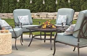 create u0026 customize your patio furniture belcourt collection u2013 the