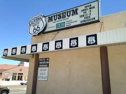 Map Of Route 66 From Chicago To California by The Route 66 Museum A Place To Really