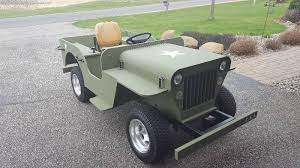 jeep body for sale willys style wwii jeep golf cart in maple plain minnesota by a2c