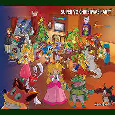 tekken christmas u201d tekken tag tournament 2 super vg christmas party