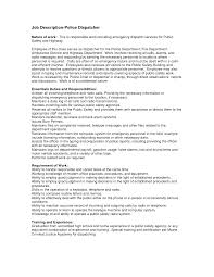 Police Officer Resume Template Free Entry Level Police Officer Resume Templates Inside Police Officer