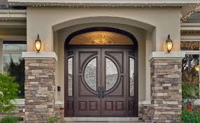 Exterior Door Types Types Of Glass That Front Doors Can Feature