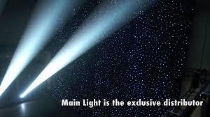Fiber Optic Curtains Lightstar Fiber Optic Illuminator For Lightscape Youtube