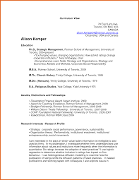 Example Academic Cv Template 100 Writing An Academic Resume Typical Resume Skills Skill