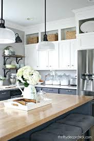 Kitchen Cabinet Canada Decorate Above Kitchen Cabinet Ways To Decorate Above Kitchen