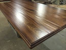 Island Top A Hand Hewn Surface For Your Wooden Countertop J Aaron
