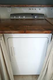 washer and dryer cover ups washer and dryer cover ups an easy project to hide that ugly washer