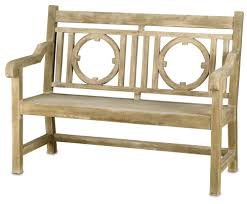 leagrave faux bois bench currey and company