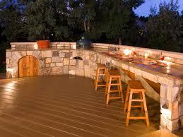 Patio Bar Designs Outdoor Bars Options And Ideas Hgtv
