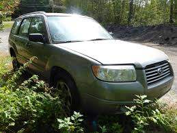 subaru forester off road bumper 2006 subaru forester east coast auto salvage