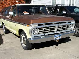 Old Ford Truck Bodies For Sale - autoliterate f100 for sale colorado springs