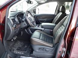 nissan cummins interior 2016 nissan titan xd review