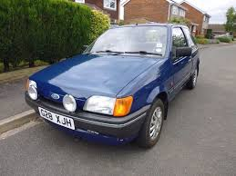 ford fiesta mk3 1989 popular plus 3 door in lower earley