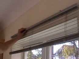Best Way To Clean Venetian Blinds How To Fit A Metal Venetian Blind Youtube Youtube