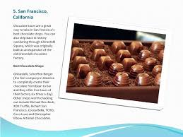 Top 10 Chocolate Bars In The World Top 10 Chocolate Destinations Of The World
