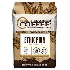 amazon com ethiopian yirgacheffe coffee whole bean fresh