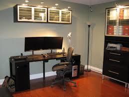 Small Office Desk Ikea Interior Design Contemporary Desk Model Plus Storage And Grey