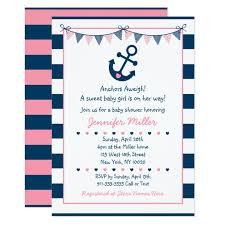 nautical baby shower invitations 63 attractive nautical themed baby shower invitations