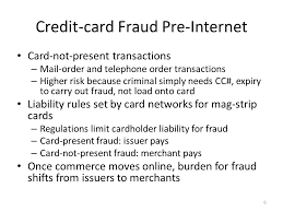 credit card data security ppt