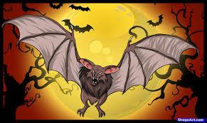 learn how to draw an anime bat anime animals anime draw
